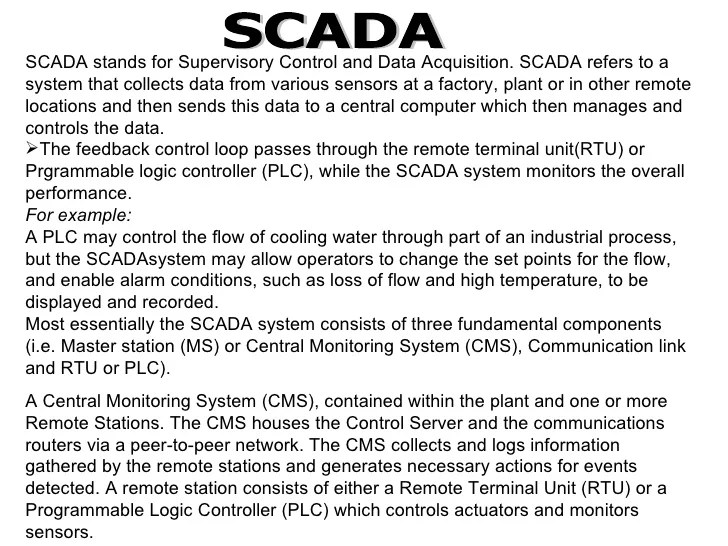 Wiring Diagram For Home Network Scada System