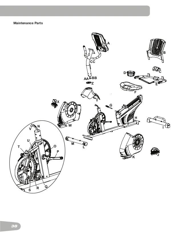 Schwinn 270 Recumbent Bike Manual : schwinn, recumbent, manual, Schwinn, Recument, Exercise, Manual