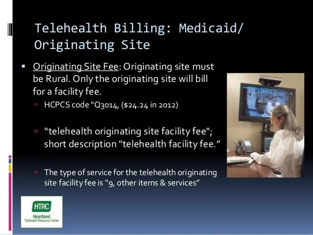 Telemedicine Reimbursement Medicaid and Private Payers