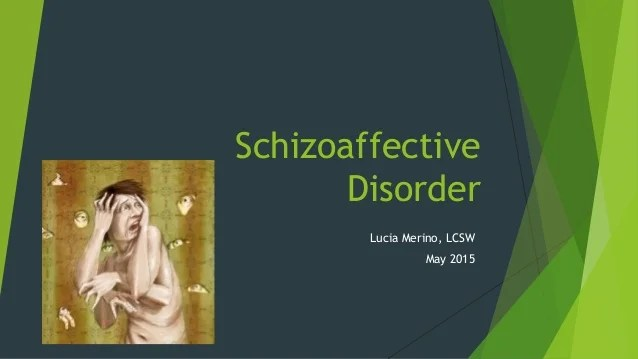 Schizoaffective Disorder Dsm5