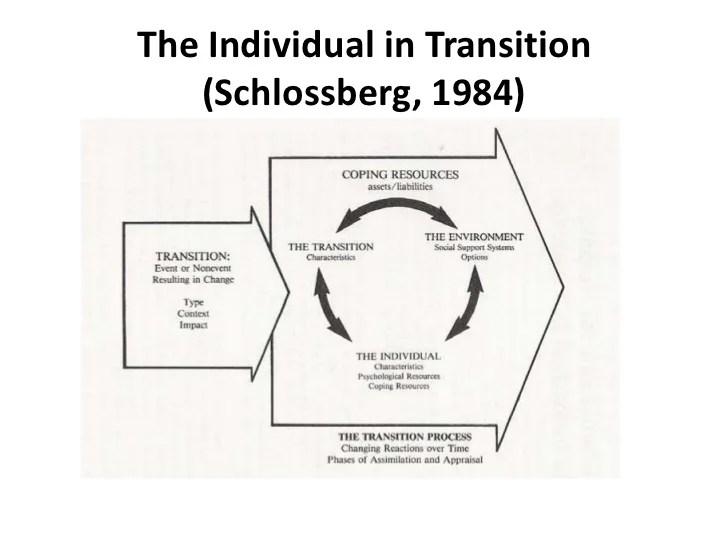 schlossberg transition theory