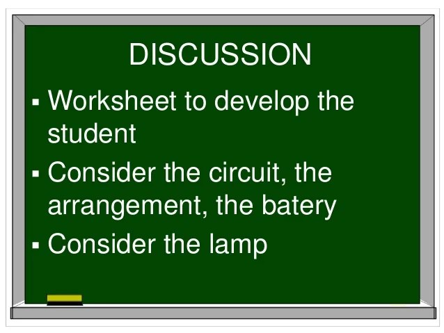 High School Electricity Circuits Worksheets Circuit Calculations