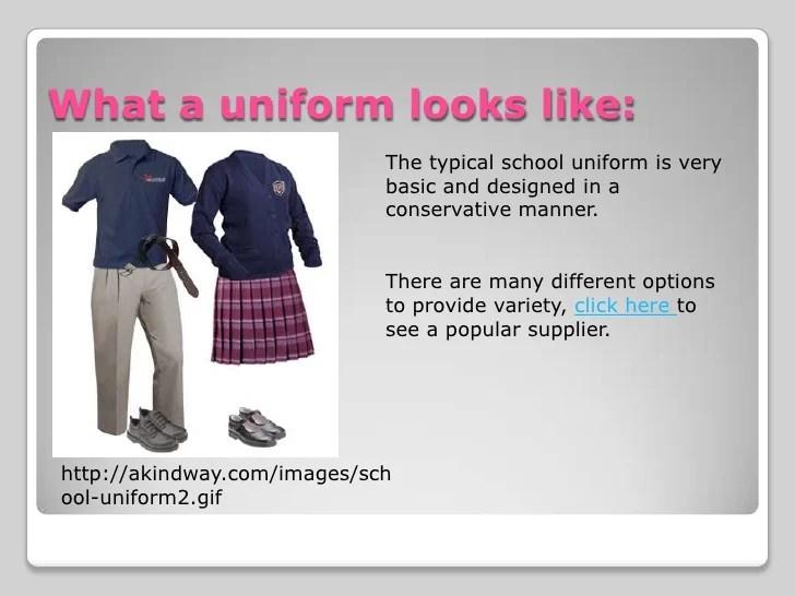 Uniforms In School : Uniforms In School Quotes