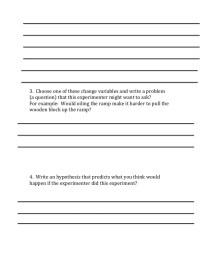 Scientific Method Review For 5th Grade - scientific method ...