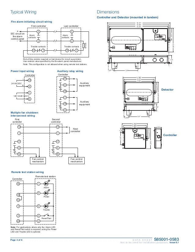 Fire Alarm Relay Wiring Diagrams : 32 Wiring Diagram