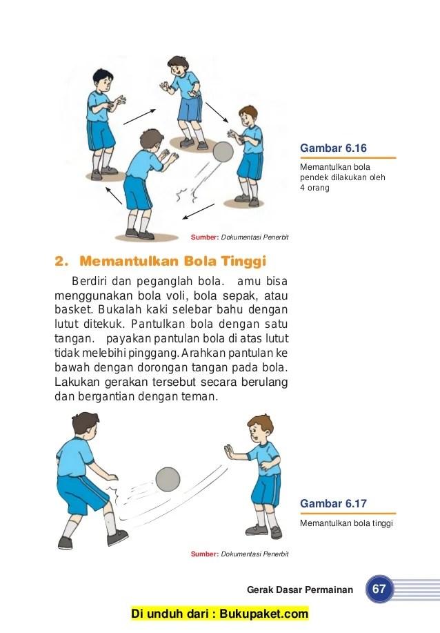 Gerakan Memantulkan Bola Termasuk Gerak Dasar Dalam Olahraga : gerakan, memantulkan, termasuk, gerak, dasar, dalam, olahraga, Sd3penjas, Senang, Belajarpenjasorkes, Indhucindarrizalsrigaganyusup