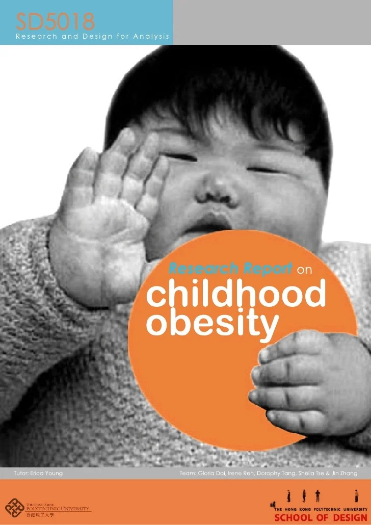Childhood Obesity Research Report