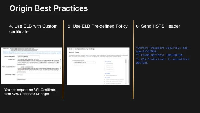 Content Security Policy Header Example