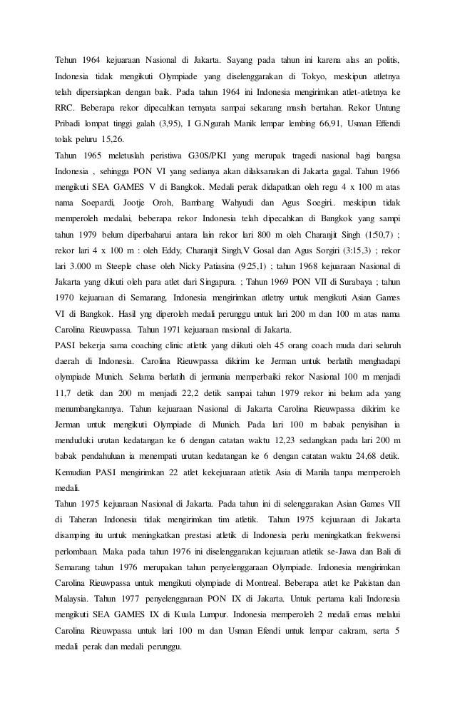 Sejarah Atletik Di Indonesia : sejarah, atletik, indonesia, Sejarah, Atletik, Dunia, Indonesia, Seputar