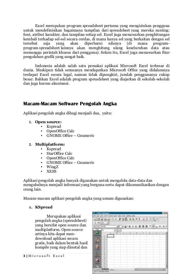 Ms Excel Merupakan Program Aplikasi : excel, merupakan, program, aplikasi, Sejarah, Microsoft, Excel