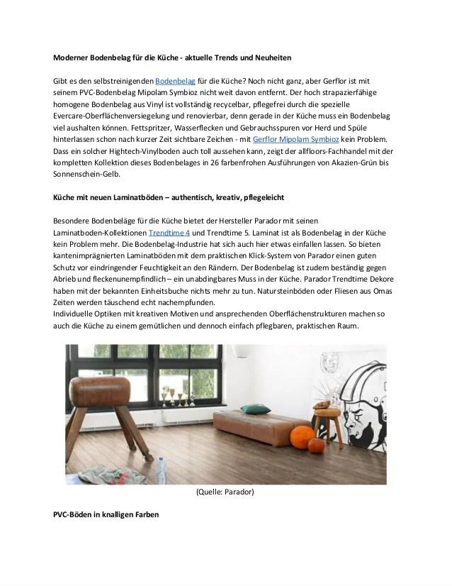 Bodenbelag Fr Good Ideen Elegant Bodenbelag Kche Vinyl