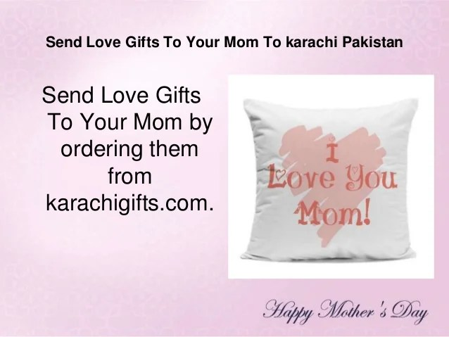 Send Mugs To Your Mom To Karachi Pakistan