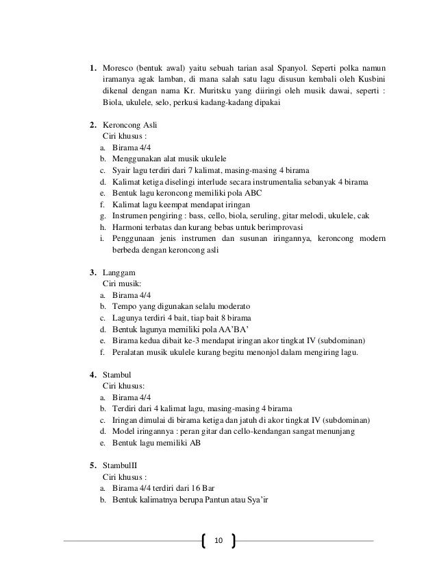 Ciri Khas Lagu Keroncong : keroncong, Musik:, Musik, Nusantara, Keroncong