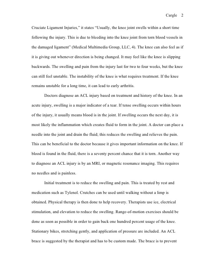 Senior Project Research Paper Requirements Research Paper Academic