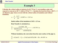 Heat Loss Equation Pipe - Tessshebaylo