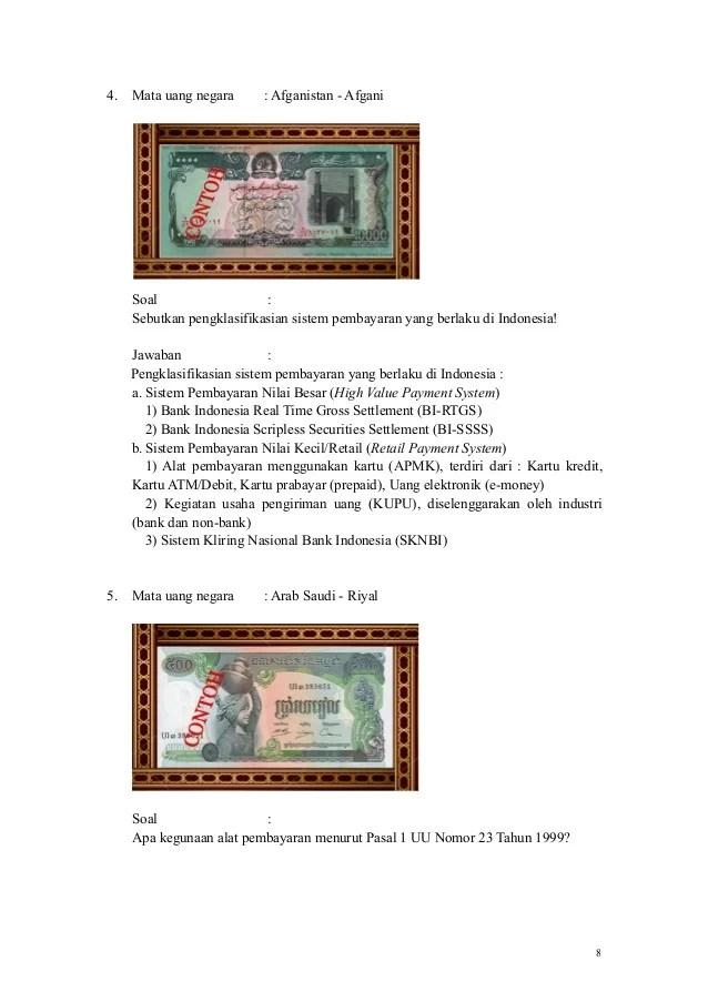 Sebutkan Alat Pembayaran Internasional : sebutkan, pembayaran, internasional, Sebutkan, Pembayaran, Berlaku, Indonesia