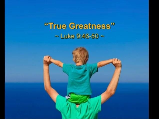 Image result for Luke 9:46