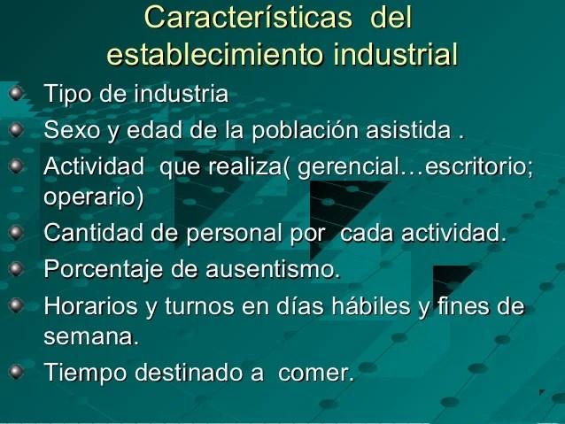 Servicio de alimentacin comedor industrial