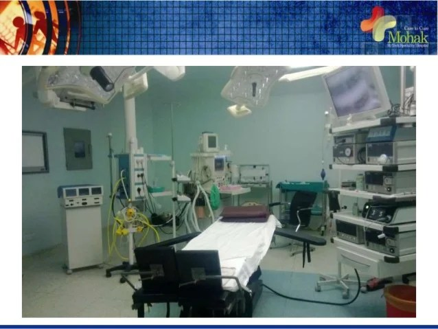 Setting up gynecological endoscopy services