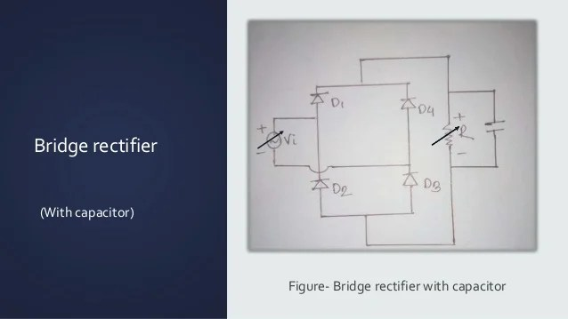 Fig 11 G Types Of Filters Used In Rectifier Circuits