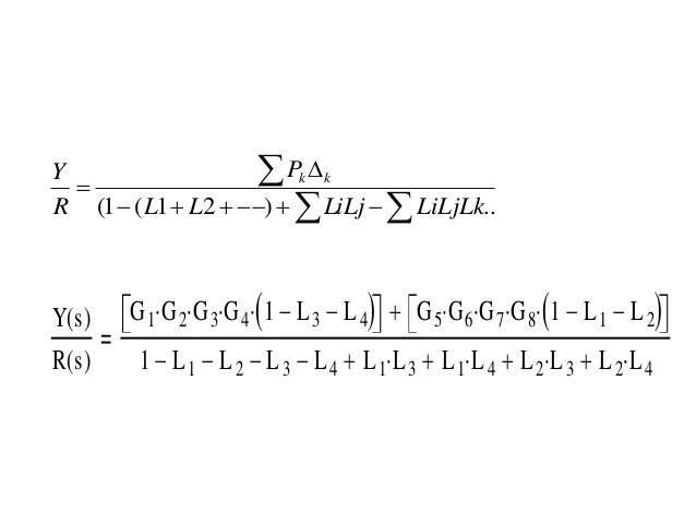 block diagram to signal flow graph door hardware parts mason's gain formula