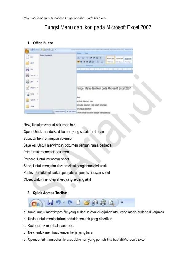 Sebutkan Fungsi Microsoft Excel : sebutkan, fungsi, microsoft, excel, Sebutkan, Langkah, Menyimpan, Program, Microsoft, Excel, Resep, Kuini