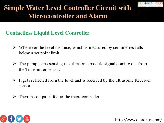 Circuit And Then Adjust The Range Of Detector Of The Microwave Circuit