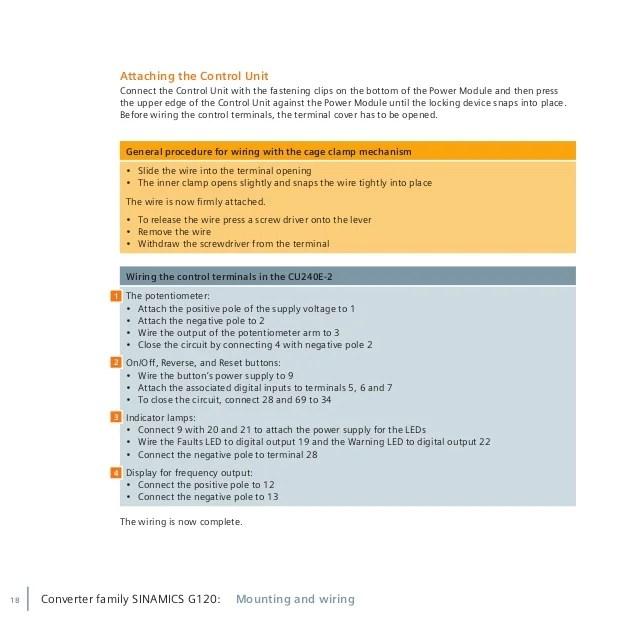 cu240e 2 wiring diagram e46 m3 headlight sinamics g120 treinamento en 18