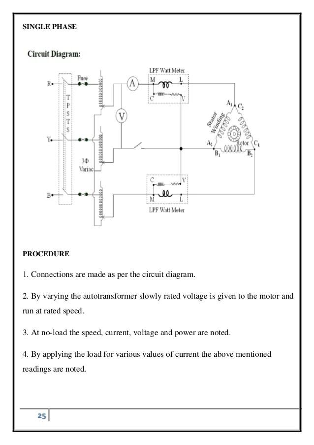 Ao Smith Single Phase Wiring Diagram Single Phasing Of Three Phase Induction Motor