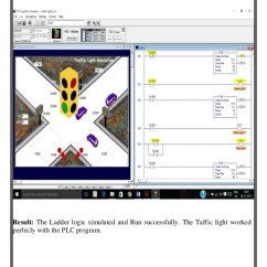 Simple Automotive Wiring Diagrams 7 Pin Round Semi Trailer Diagram Ladder Logic Traffic Light – The Readingrat.net
