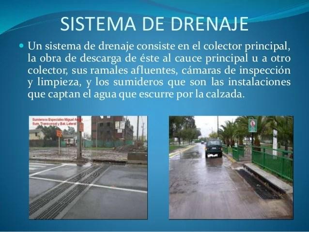 Sistemas de captacion y conducion de aguas lluvias