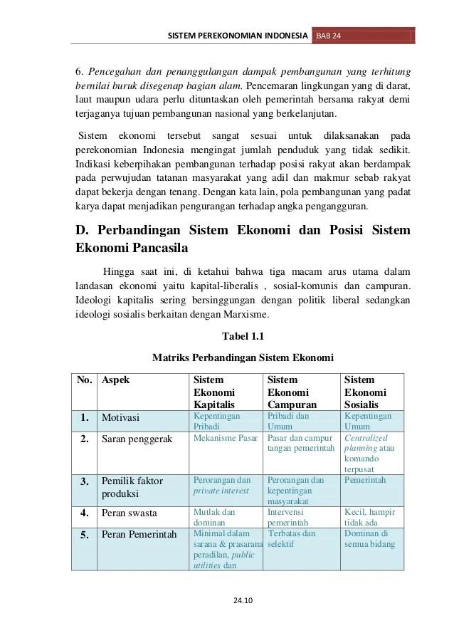 Jelaskan Perbedaan Sistem Ekonomi Komando Dengan Sistem Ekonomi Pasar : jelaskan, perbedaan, sistem, ekonomi, komando, dengan, pasar, Sistem, Ekonomi, Indonesia
