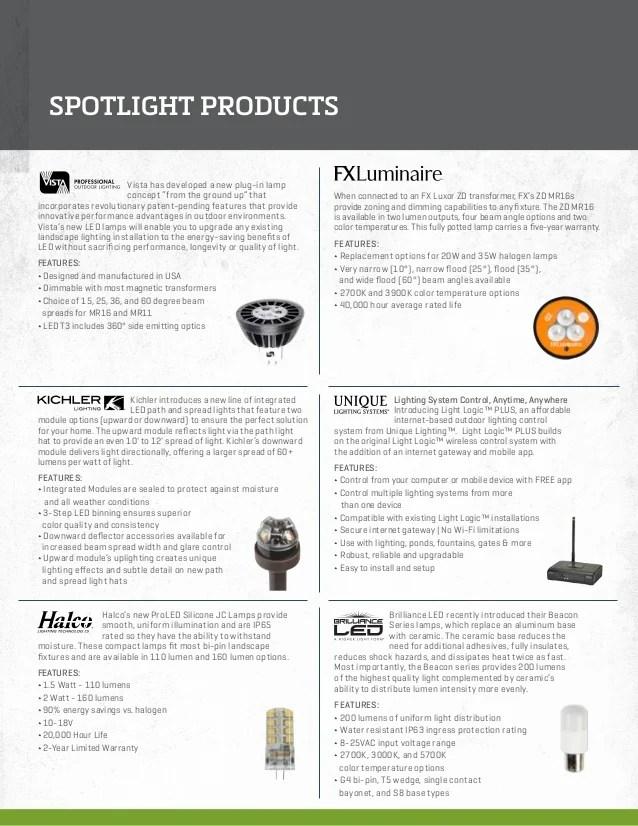 siteone landscape lighting newsletter