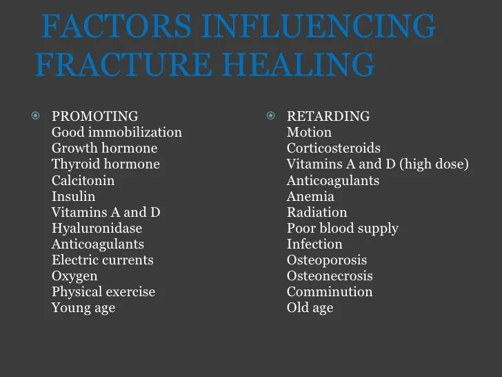 Skeletal Trauma And Healing Its Radiological Aspects