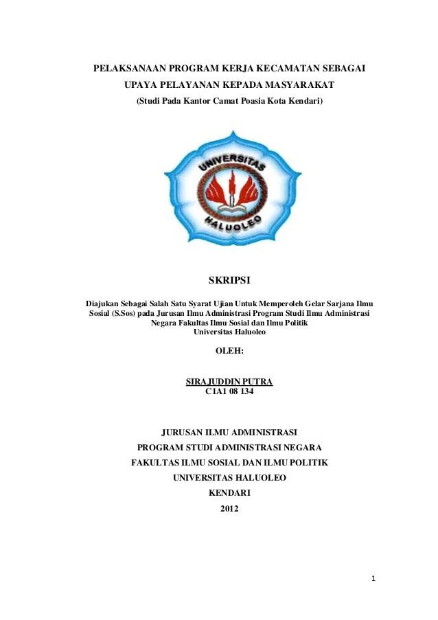 Kumpulan Judul Skripsi Akuntansi Keuangan Tahun 2012 Judul Skripsi Ekonomi Sdm Terbaru Tahun Cute766
