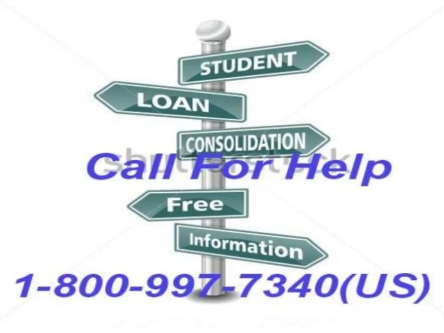 Student Loan Consolidation,Helpline TollFree