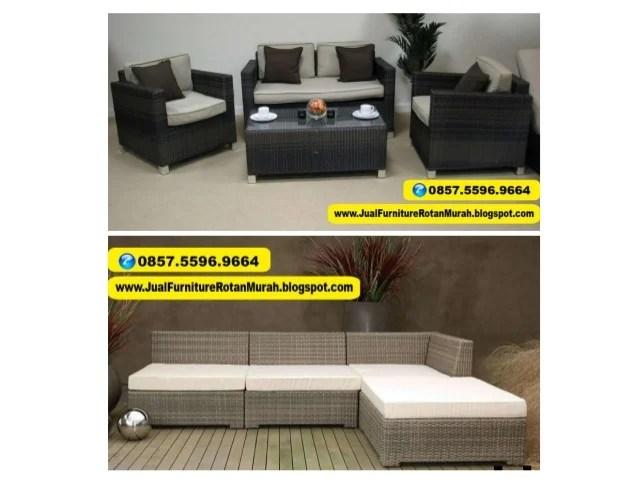0857 5596 9664 Pusat Furniture Rotan Di Jakarta Rotan