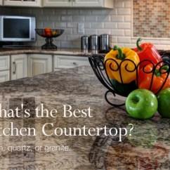 Best Kitchen Countertop Old Tables What S The Corian Quartz Or Granite Wine Tastingtour De Province