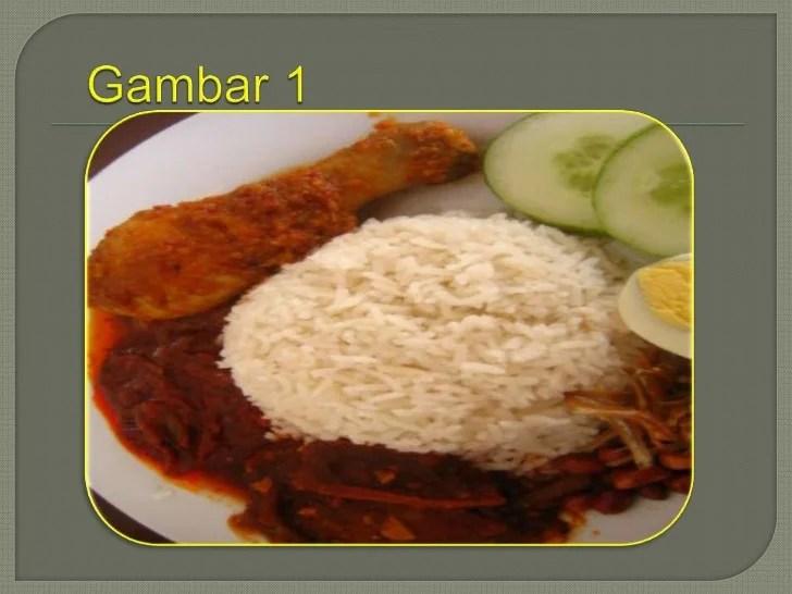 Makanan halal an haram
