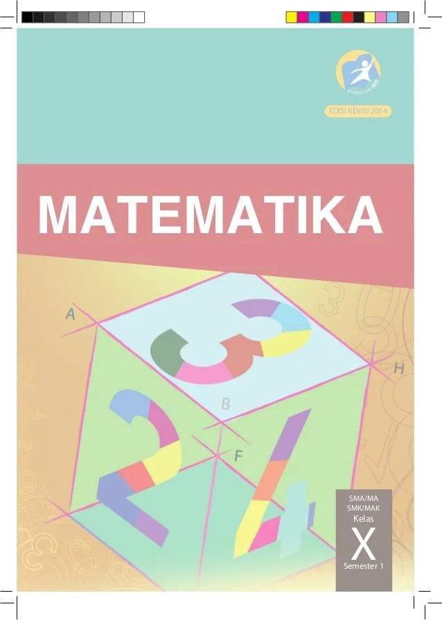 Materi Matematika Kelas 10 Semester 1 : materi, matematika, kelas, semester, Matematika, Kelas, Semester, Kurikulum