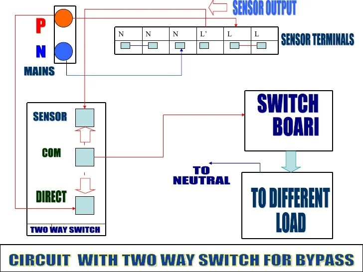 wiring diagram lighting contactor dayton 1 5 hp electric motor smart solutions with motion sensors occupancy pir se…
