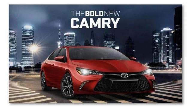all new camry logo grand avanza dijual toyota launching via social media presented by monica 16 18