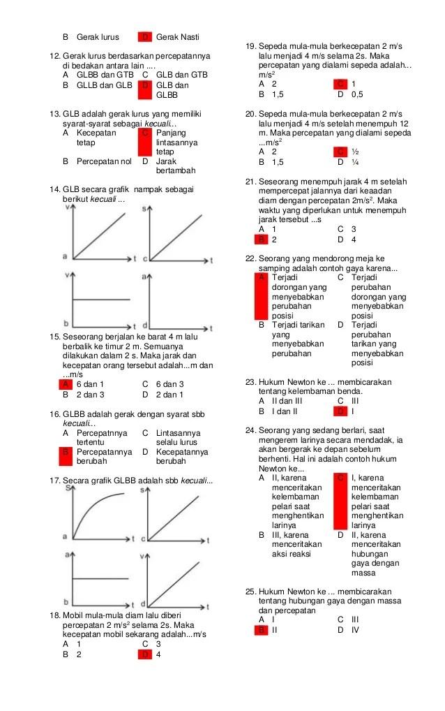 Materi Gerak Lurus Smp Kelas 8 : materi, gerak, lurus, kelas, Fisika, Kelas, Gerak, Lurus, Download