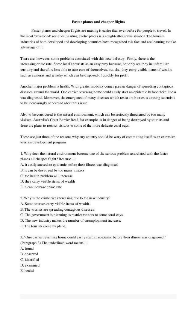 Contoh Soal Explanation Text Kelas 12 Contoh Yuk