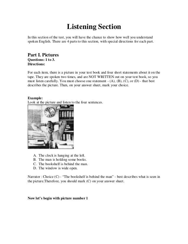 Soal Uraian Latihan Soal UN 2015 Bahasa Inggris SMP