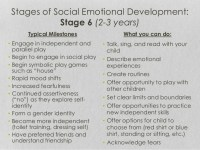 moral development chart from birth to 19 years ...