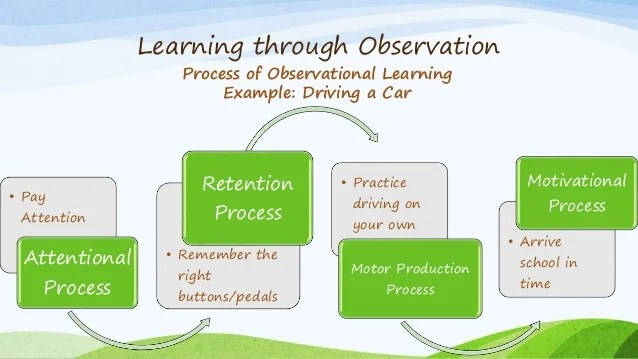 bandura social learning theory diagram wiring for single phase reversible motor cognitive by albert