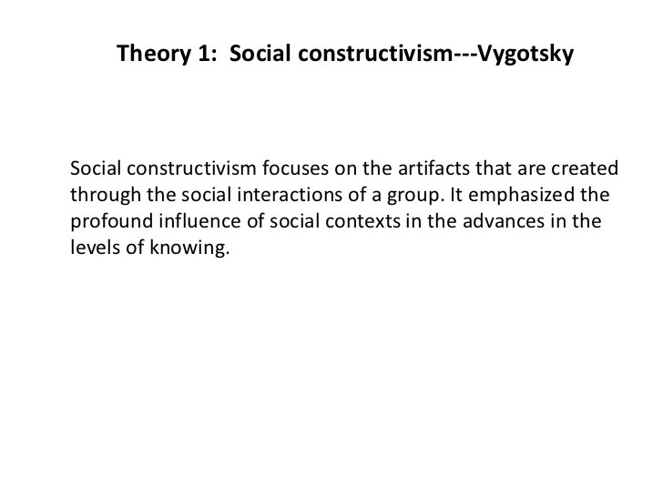 piaget vs vygotsky venn diagram 2006 honda civic engine social constructivism cognitive development theory br 3