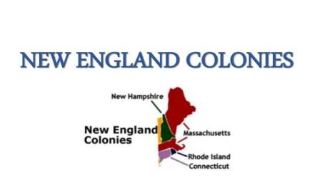 Soc studies #9 new england colonies