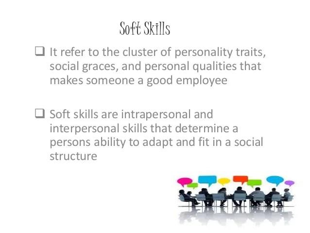 soft skills for resume